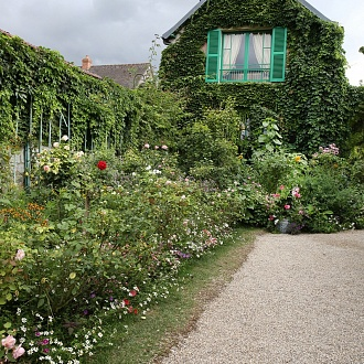 Claude Monet's House Museum, Giverny, France