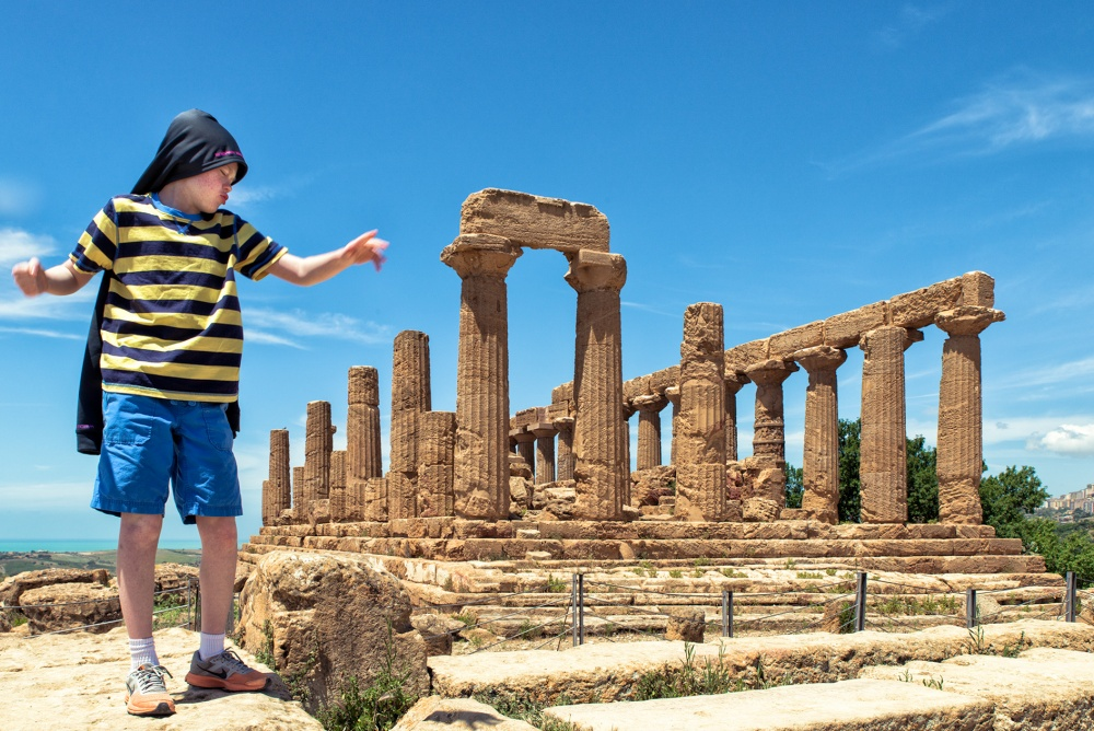 Valley of the Temples (Agrigento-2015)